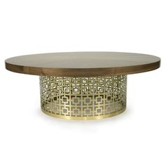 jonathan adler nixon brass cocktail table- TO die for. Find Furniture, Accent Furniture, Dining Furniture, Furniture Decor, Metal Furniture, Brass Coffee Table, Modern Coffee Tables, Modern Table, Look Vintage