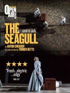 the seagull regents park open air theatre - Google Search
