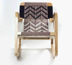 silla tramado