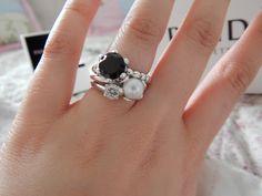 Pandora: Stackable Rings | Charlotte Elizabeth