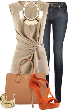 """Keep Neutral"" by jafashions on Polyvore"