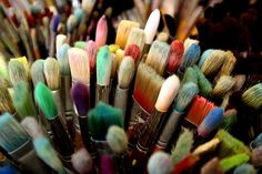 Imagine you could paint your life with these brushes