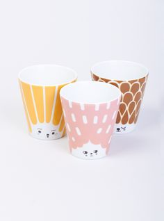Couverture and The Garbstore - Homeware - House of Rym - Oh What A Friendly Face Cup