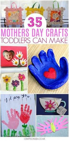 mothers day crafts for kids toddlers easy #mothersday #mothersdaygift #preschool #toddler #kidscraft
