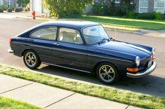 1970 Volkswagen Type 3 Fastback