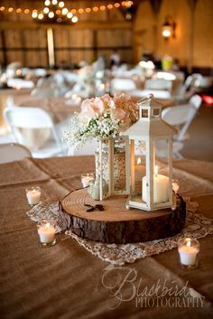 27 Romantic Rustic Wedding Lanterns ❤ See more: http://www.weddingforward.com/rustic-wedding-lanterns/ #weddings