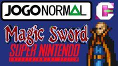 Magic Sword (Super Nintendo): Gerenciando Chaves | CFX