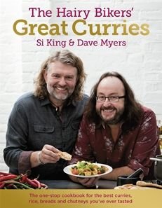The Hairy Bikers' Great The Hairy Bikers celebrate the nation's favourite dish - the curry. Who doesn't love a curry? Whether it's a take-away korma at your kitchen table or a lamb biryani at your local Indian restaurant, a curry is everyone's fav Curry Recipes, New Recipes, Hairy Bikers, Best Curry, Vegetarian Curry, Korma, Biryani, Cookery Books, Pasta Bake