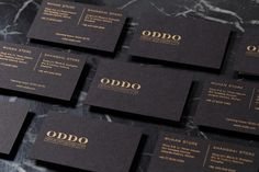 ODDO is a Multi-Brand Concept Store that offers Designer Menswear, Sportswear & Accessories.As Upper class men are the brand's target audience, our goal was to create a communication language inspired by the contrast of classical typographic elements an…