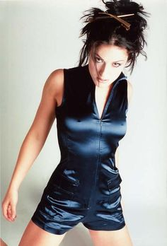 Lucia Cifarelli of KMFDM hottest chick on the planet!