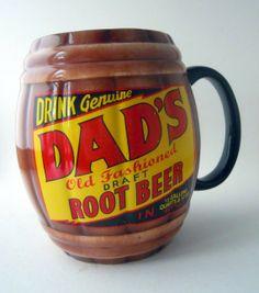Dad's Root Beer | Vintage Look Dads Root Beer Mug