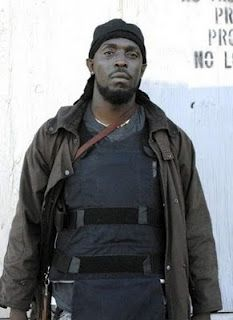 Omar, The Wire #tv #HBO