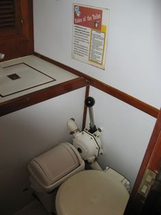 Clog-Free Head -- A clogged toilet is not fun on a boat!  Prevent clogs from happening in the first place with this tip from TheBoatGalley.com