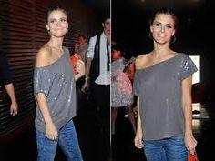 67d75d6698d6a Os óculos de Carolina Dieckmann   Pinterest   Pezinho, Perguntas e ...