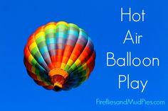 Hot Air Balloon Play