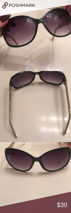 Juicy couture sunglasses These are part of the juicy couture posh line. Worn maybe 5 times. Juicy Couture Accessories Sunglasses