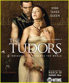The Tudors...obsessed