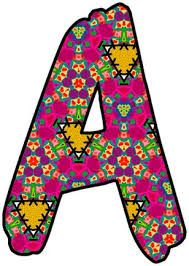 54 Best Burgundy Floral Alphabet Images Bright Colors Bright