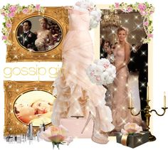 Gossip Girl Wedding by polyvore-editorial on Polyvore featuring ...