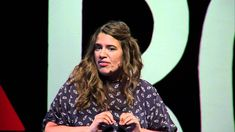 Courageous beauty: BRITTANY GIBBONS @ TEDxBGSU