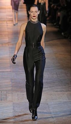Yves Saint Laurent - 2012-2013 Paris Collection autumn-winter