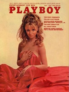 Playboy Copyright 1970 All About Beds Fellinis Satyricon - www.MadMenArt.com | Alluring Vintage Magazine Covers. Over 1000 issues which could be said to have sex appeal. The blurred line between sex appeal and sexism. #VintageMagazineCovers #Vintage #VintageMagazines #SexAppeal
