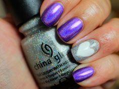 NOTW: Leah Light Inspired Heart Manicure