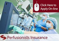 self employed perfusionists liability insurance