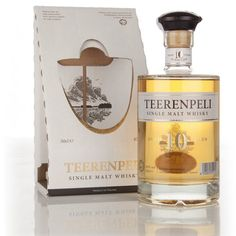 Teerenpeli 10 YO, 43 % What a massive achievement to be able to release a 10 YO…