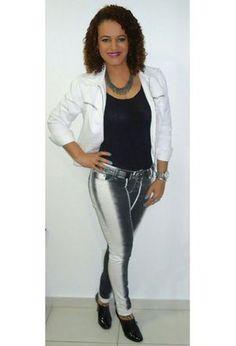 Look by @llu_regina with #pants #jackets #derbies #tanks.