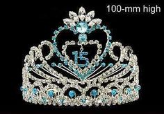 Quinceanera Crown Silver Blue O http://www.quotespin.com/