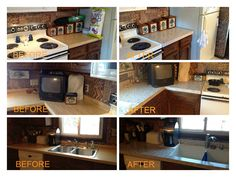 Another great Granite Transformation in Plymouth, MN!