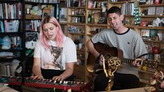 Tigers Jaw: Tiny Desk Concert