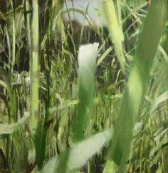 Alex Kanevsky | Landscape with Grass