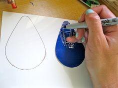 Art For All: Shrinky Dink Earrings