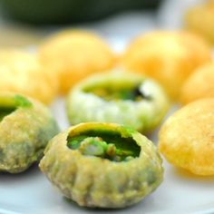 Pani puri  this seems labor intensive, but I think it might be worth it.