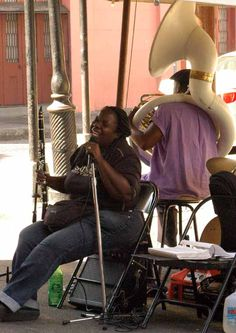 Doreen's New Orleans Jazz - Soooo good! If you get the opportunity to see her and her hubby GO! Concerts, New Orleans, Opportunity, Jazz, Spaces, My Love, News, Music, Musica