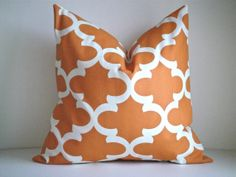 Orange Pillow Color $14.00 Etsy                                                                                                  Etsy                                  ...