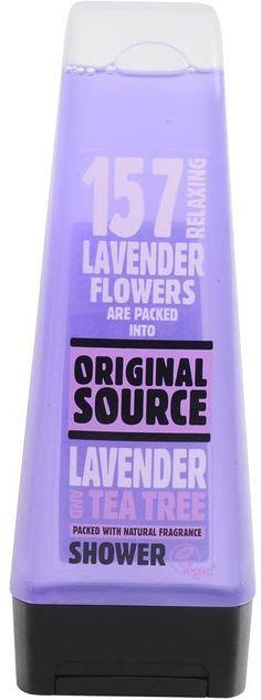 Original Source Shower Gel 250Ml (Lavender & Tea Tree) Buy Online at Best Price in India: BigChemist.com