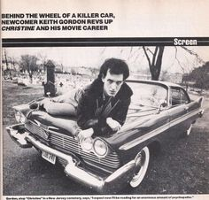 """Christine"" / Keith Gordon"