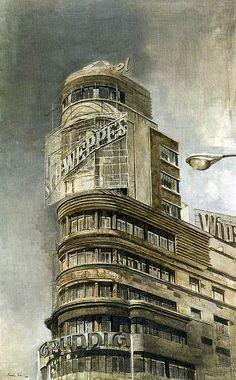Miguel Vivo. Edificio Capitol