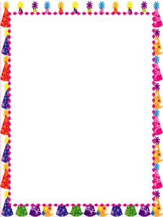 a question mark page border free downloads at http pageborders rh pinterest com birthday border clip art free happy birthday borders clip art