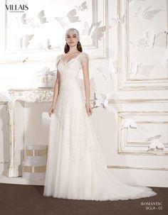 Vestido de novia SIGLA - Romantic | VILLAIS 2015