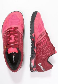 Reebok CROSSFIT NANO 5.0 - Sports shoes - fearless pink/merlot/black/coal for £100.00 (06/12/15) with free delivery at Zalando