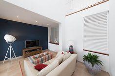 Living Room designed by Knox Design in Villa Cala Egos