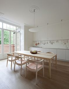 Sevil Peach Kitchen Primrose Hill | Remodelista