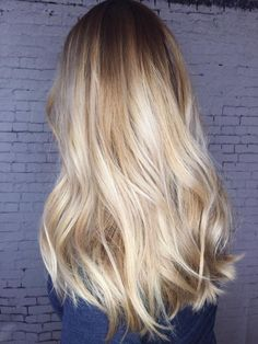 Balayage by Christopher Mears #balayage #columbiamo #blonde