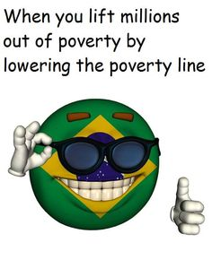 Who doesn't love Brazil?