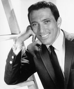 We lost Andy Williams, true talent! <3