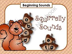 Beginning Sound phonemic awareness activity